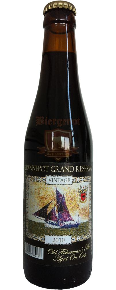 Pannepot Grand Reserva (Old Fisherman's Ale), oak aged