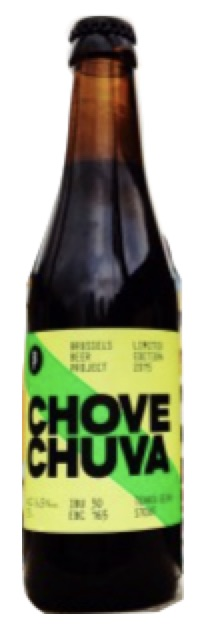 Brussels Beer Project Chove Chuva